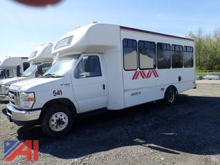 2010 Ford E450 Super Duty Wheelchair Bus