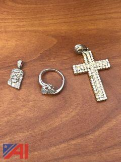 Charms and Ring