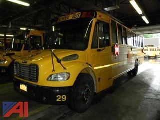 (#8) 2010 Freightliner Thomas B2 School Bus