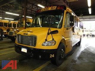 (#4) 2009 Freightliner Thomas B2 School Bus