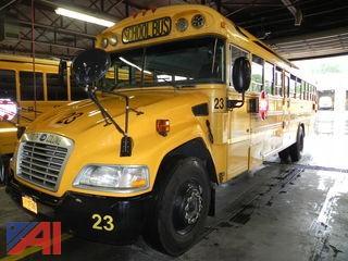 (#3) 2008 Blue Bird Vision School Bus