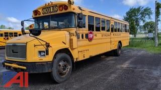 2001 Freightliner/Blue Bird FS65 School Bus