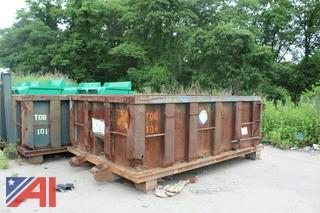 10 Yard Steel Dumpsters