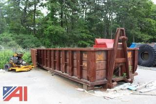20 Yard Steel Dumpsters