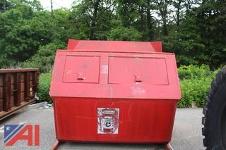 Steel Recycling Containers