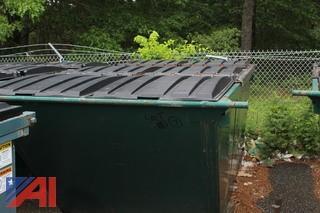 8 Yard Steel Dumpsters
