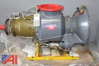New York State Turbomeca Astazou Surplus Engine