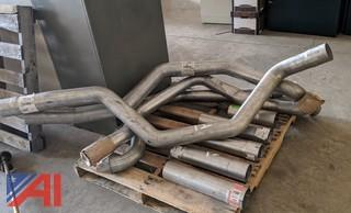 Various Exhaust Pipes