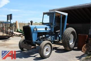 1973 Ford B1022B Tractor