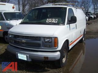 1997 Chevy G3500 Express Van