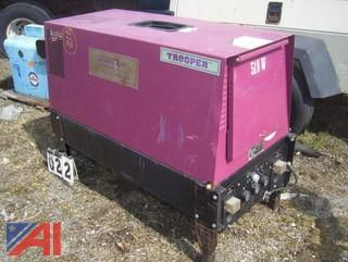 Themal Arc Welder Generator