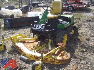"""John Deere 72"""" F935 Mower"""