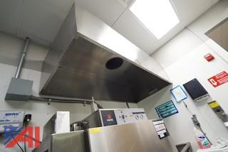CaptiveAire #4224-VHB Exhaust Only Hood