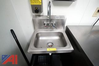 Advance #7-PS-60 Wall Mount Hand Sink