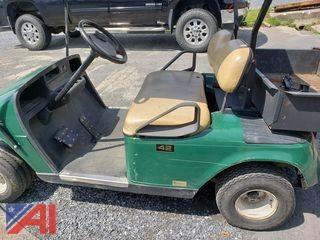 E-Z-Go Golf Cart
