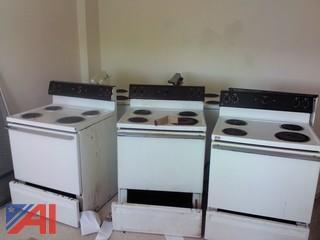 GE & Hotpoint Stoves