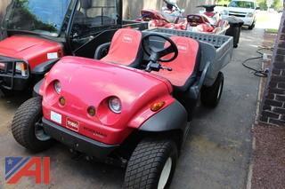 Toro Workman e-2050 Utility Cart