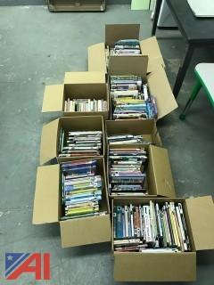 Used Library Books