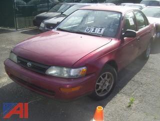 1993 Toyota Corolla Sedan