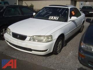 1997 Acura 2.5TL Sedan