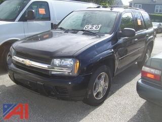 2007 Chevy Trailblazer SUV