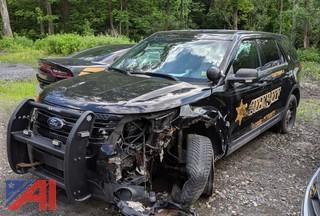 2014 Ford Explorer SUV/Police Interceptor (Parts Only)
