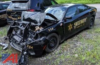 2017 Dodge Charger 4DSD/Police Package (Parts Only)