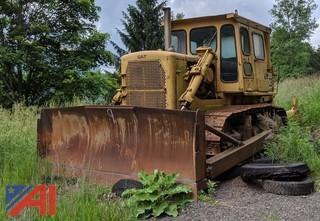 1973 Caterpillar D7F Bulldozer