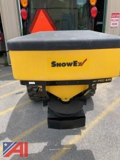 SNOWEX Salt Spreader Mount
