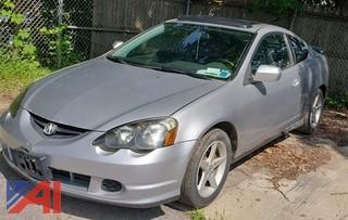 2003 Acura RSX 2 Door