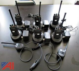 Motorola HT-750 Portable Radios
