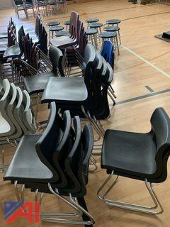 Black Student Chairs