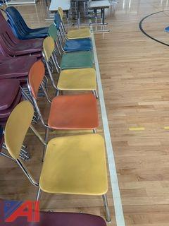 Colorful Student Chairs