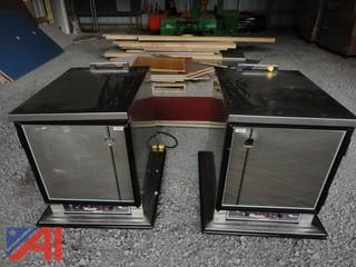 Wilder Stainless Steel Hot Boxes