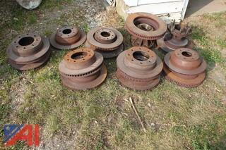 Chevrolet & Ford Brake Rotors