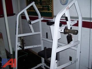 Hammer Strength 4-Way Neck Machine