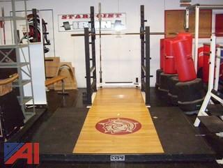 Power Lift Unit with Extended Floor