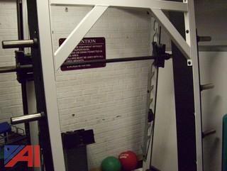 Life Fitness Lifting Rack