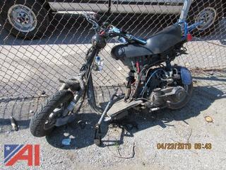 2007 Honda CH80 Scooter
