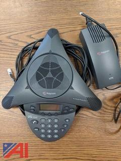 Polycom VTX1000 Sound Station Conference Phones