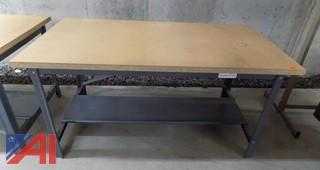 Industrial/Work Bench Tables