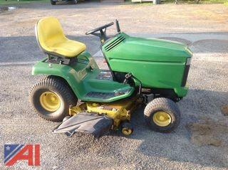 "John Deere LX178 Tractor with 42"" Mower"