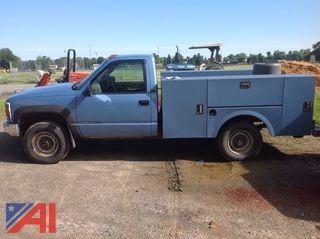 1997 GMC Sierra C/K 3500 Pickup Truck