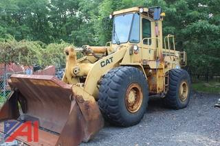 1986 Caterpillar 950 B Front End Loader