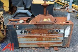 FMC Tire Changer