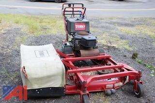 "1997 Toro Walk Behind 44"" Mower"