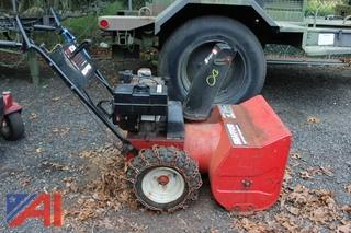 Snapper Model #8245 Snow Blower