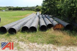 Poly Type Dredge Pipes