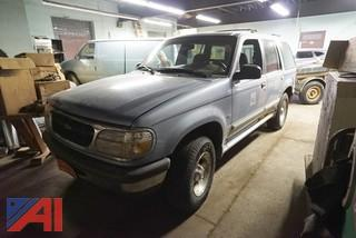 1998 Ford Explorer XLT SUV/W-183-PW