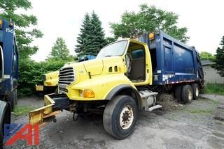 2006 Sterling LT8500 Heil Rear Loader Sanitation Truck/S154
